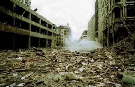 1993 Bishopsgate bombing April 1993 Bishopsgate Bombing London