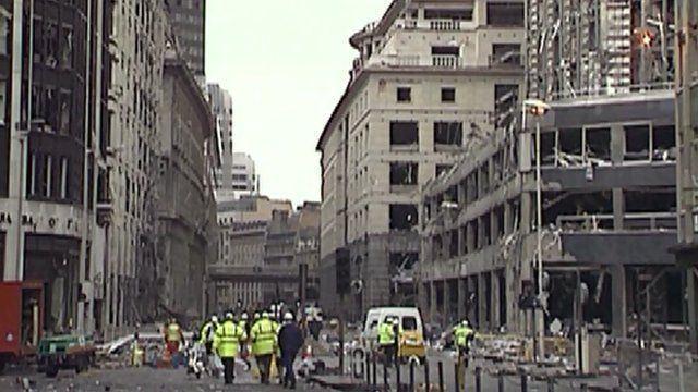 1993 Bishopsgate bombing Bishopsgate IRA bombing 39a turning point for London39 BBC News