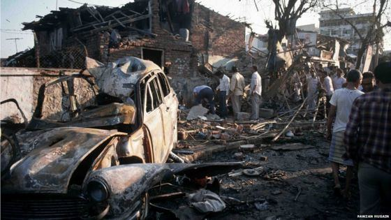 1993 Bombay bombings How the 1993 blasts changed Mumbai forever BBC News