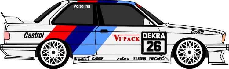 1993 Deutsche Tourenwagen Meisterschaft FileDTM 1993 Achille Voltolinasvg Wikimedia Commons