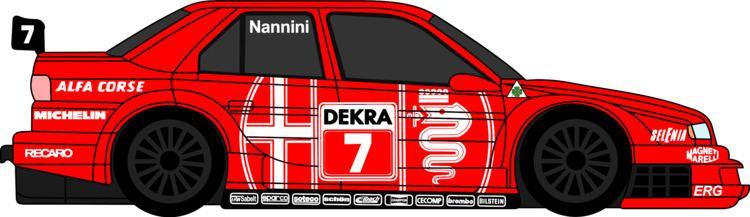 1993 Deutsche Tourenwagen Meisterschaft FileDTM 1993 Alessandro Nanninisvg Wikimedia Commons