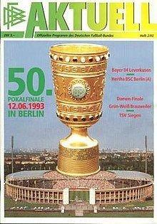 1993 DFB-Pokal Final httpsuploadwikimediaorgwikipediaenthumb4