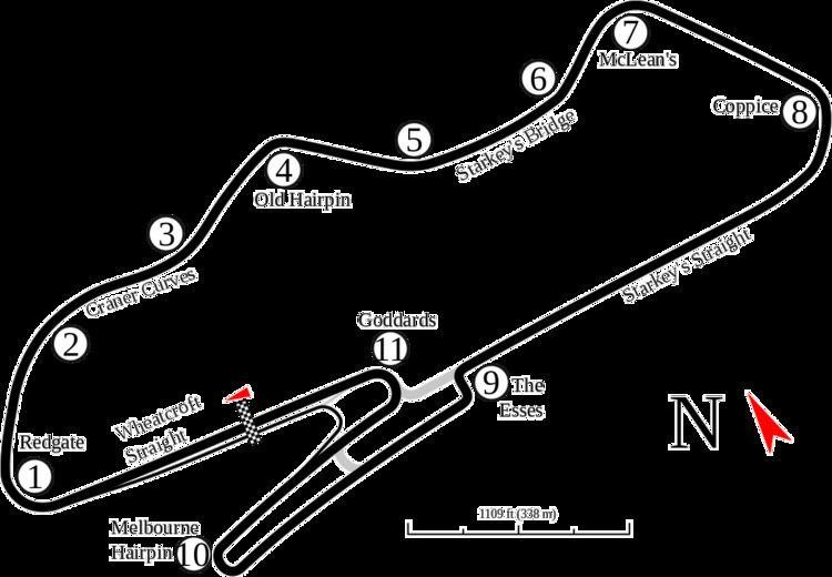 1993 European Grand Prix