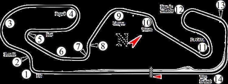 1993 European motorcycle Grand Prix