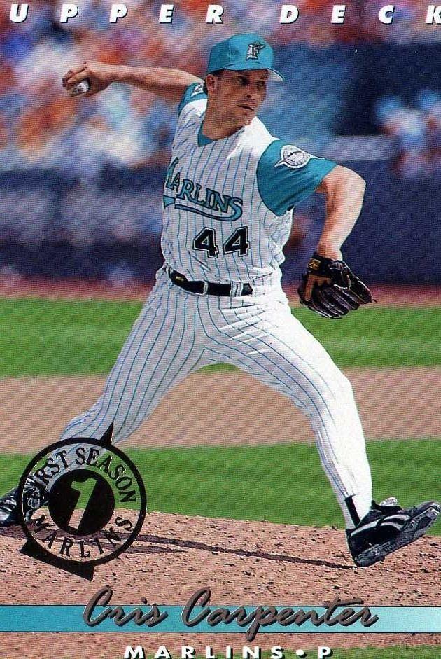 1993 Florida Marlins season History Florida Marlins Inaugural Season 1993 Pitchers Edition