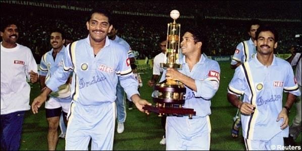 1993 Hero Cup Nov 1993 Hero Cup SemiFinal against South Africa at Eden Gardens