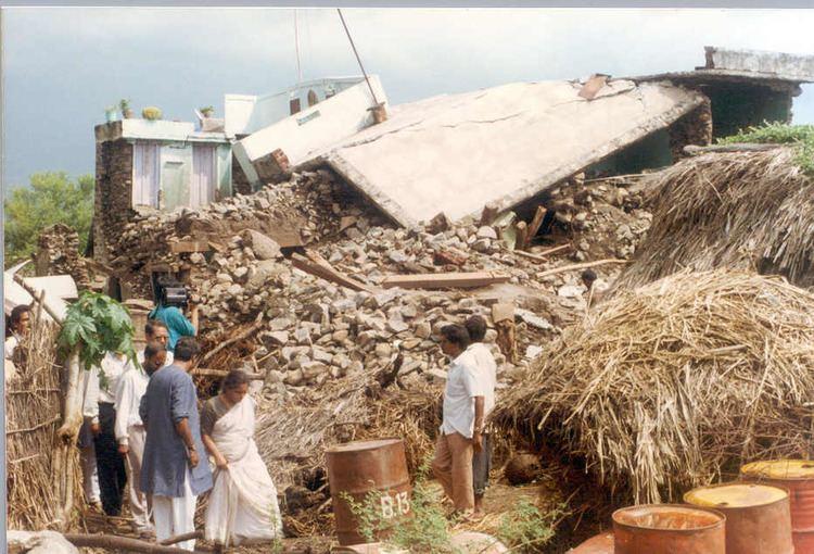 1993 Latur earthquake IIT Bombay and the Latur Earthquake