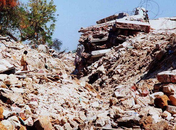 1993 Latur earthquake PHOTOS India39s 11 DEADLIEST disasters Rediffcom News