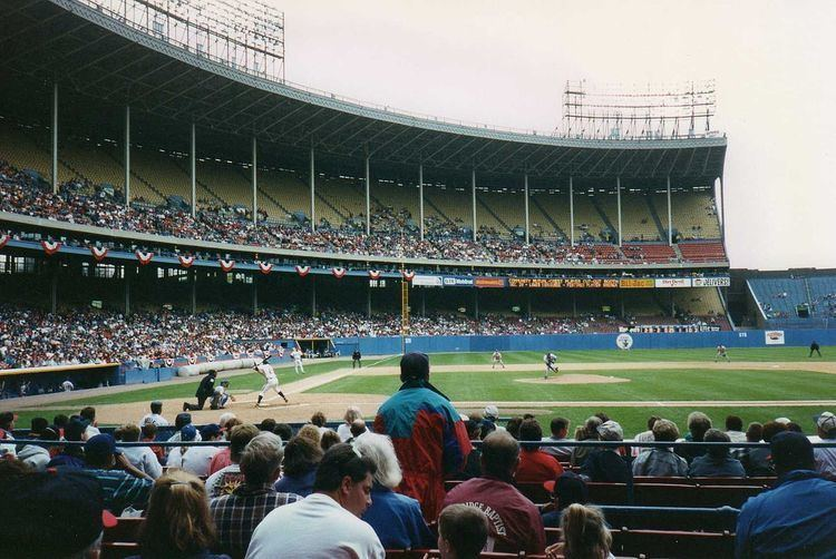 1993 Major League Baseball season
