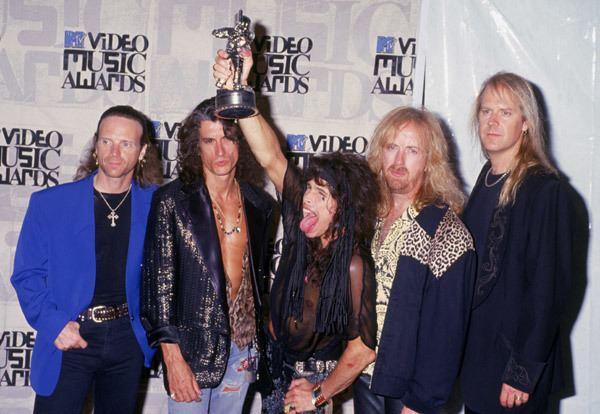 1993 MTV Video Music Awards After the 1993 MTV Video Music Awards Aerosmith39s Steven Tyler
