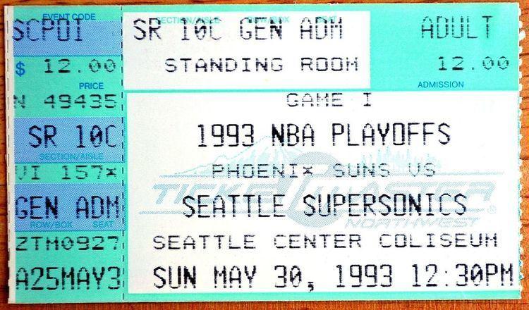 1993 NBA Playoffs