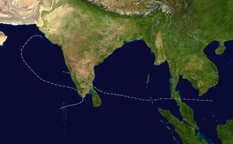 1993 North Indian Ocean cyclone season