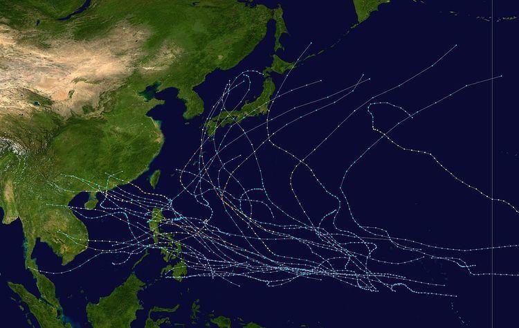 1993 Pacific typhoon season