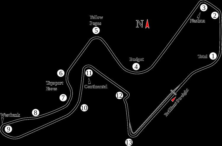 1993 South African Grand Prix