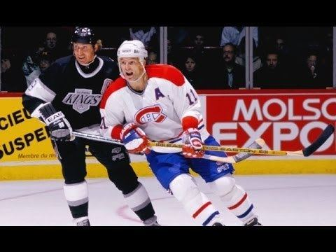 1993 Stanley Cup Finals 1993 Stanley Cup Winner Kirk Muller ALL CALLS YouTube
