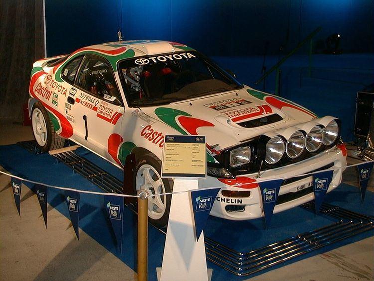 1993 World Rally Championship