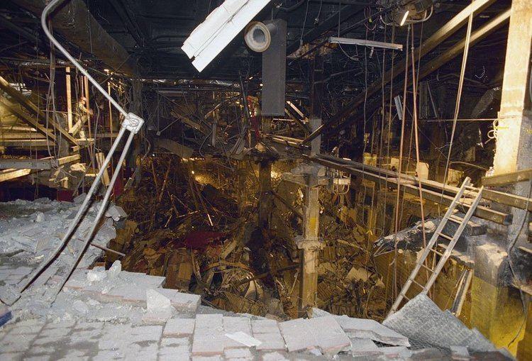 1993 World Trade Center bombing America Attacked 911 PRIOR ATTACKS WTC BOMBING