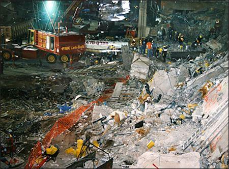1993 World Trade Center bombing FBI FBI 100 1993 Trade Center Bombing