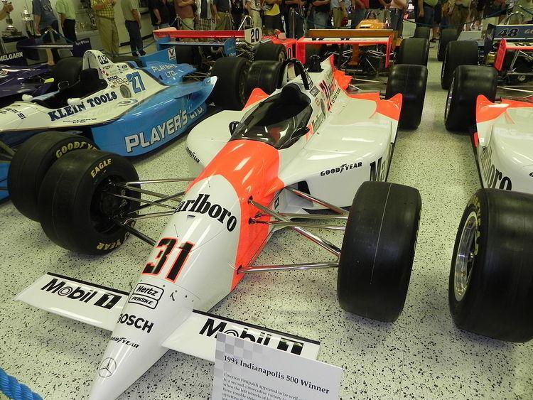 1993–94 USAC Championship Car season