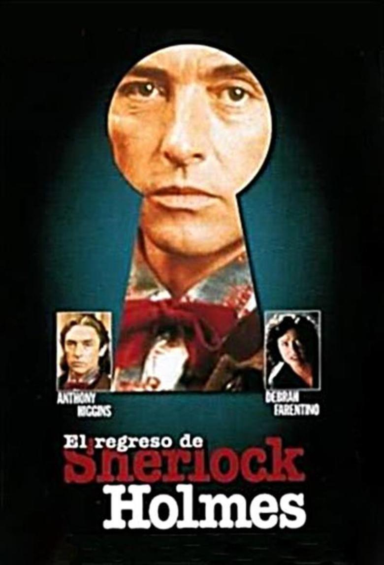 1994 Baker Street: Sherlock Holmes Returns movie poster