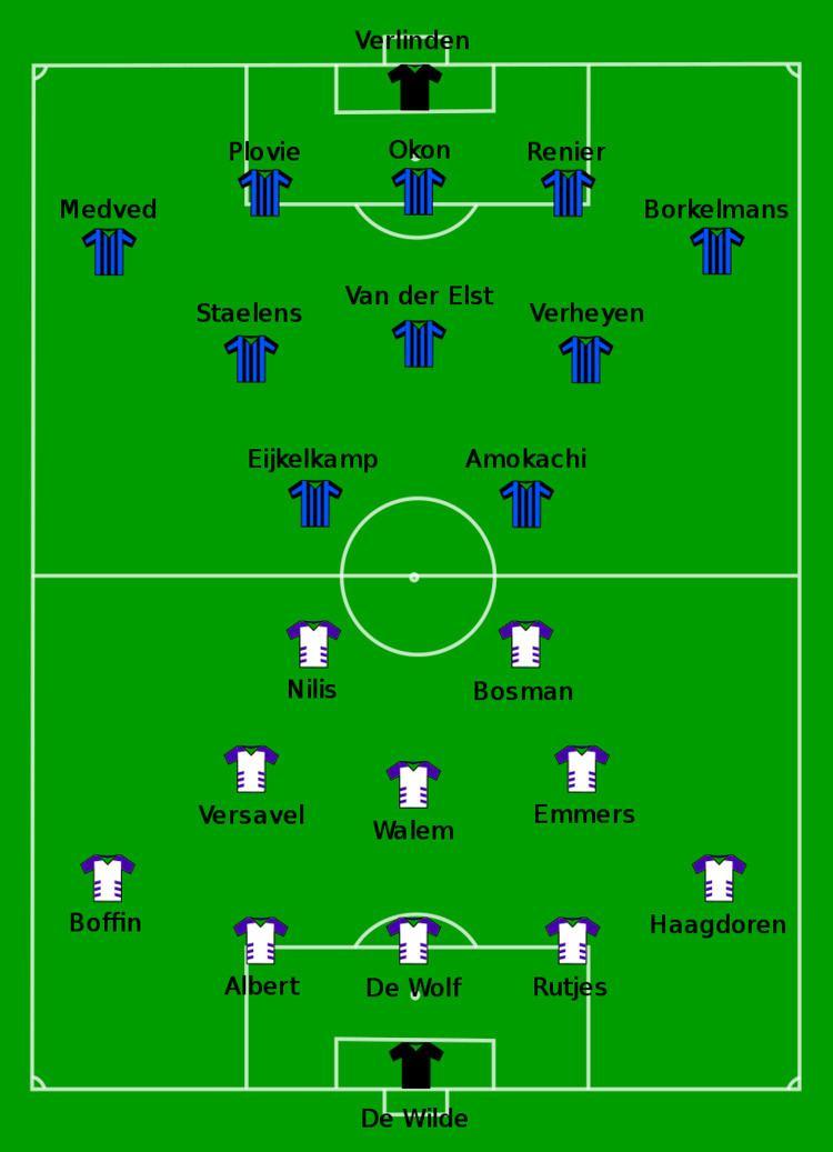 1994 Belgian Cup Final