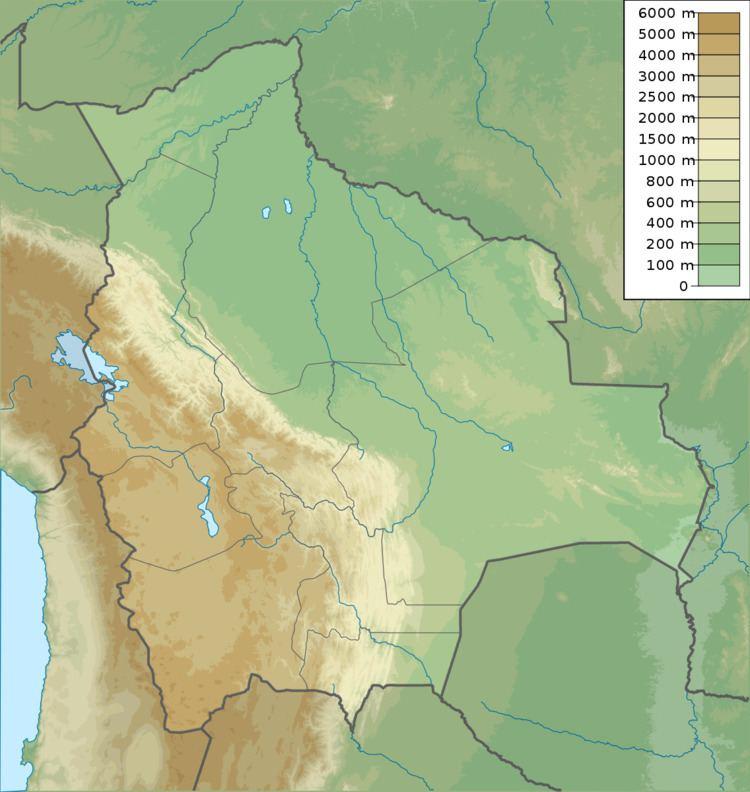 1994 Bolivia earthquake
