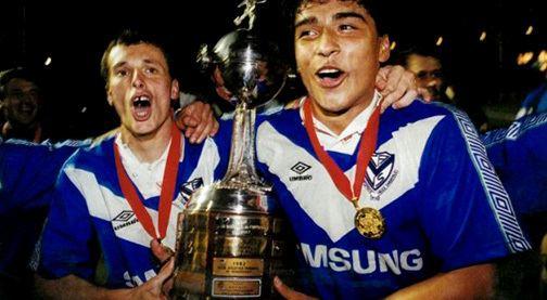 1994 Copa Libertadores C A Vlez Sarsfield Ftbol Ttulos