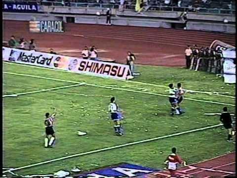 1994 Copa Libertadores Junior 2 Velez Sarsfield 1 Copa Libertadores 1994 Parte 1 YouTube