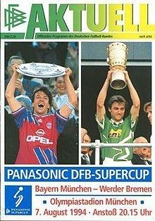 1994 DFB-Supercup httpsuploadwikimediaorgwikipediaenthumbf