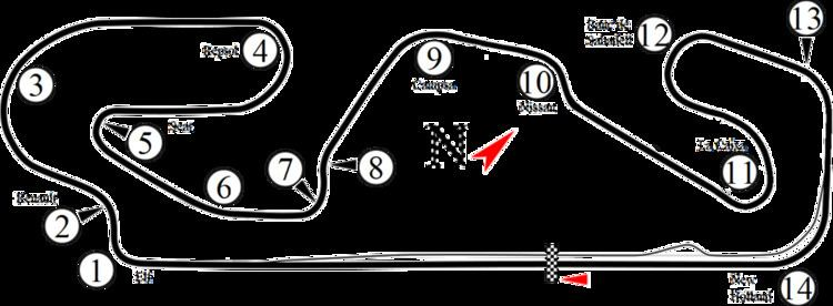 1994 European motorcycle Grand Prix