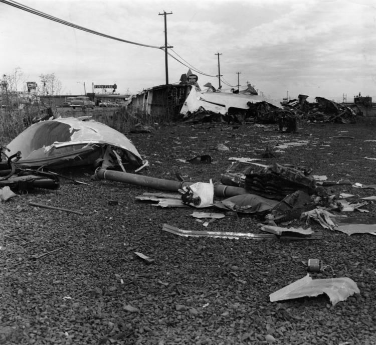 1994 Fairchild Air Force Base B-52 crash Witnesses recall B52 collision The SpokesmanReview