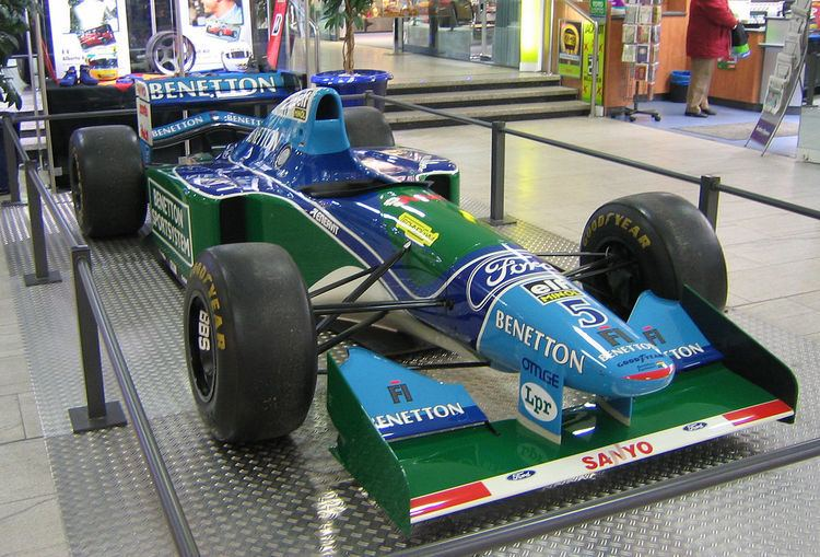 1994 Formula One cheating controversy