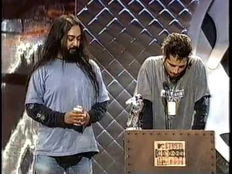 1994 MTV Video Music Awards Soundgarden 1994 Mtv VMA Award Before amp After Interview Award