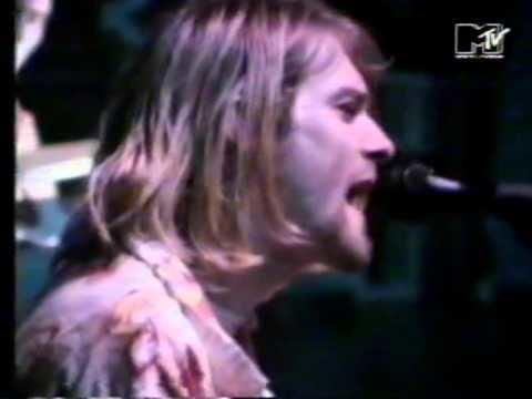 1994 MTV Video Music Awards Tribute to Kurt Cobain MTV Video Music Awards 1994 YouTube