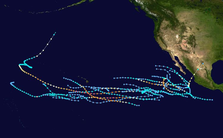 1994 Pacific hurricane season