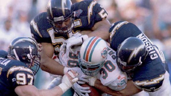 1994 San Diego Chargers season Junior Seau adds to the tragedies befallen the 1994 San Diego