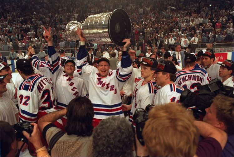 1994 Stanley Cup Finals The Rangers in the Stanley Cup evokes fond memories Sports on Earth