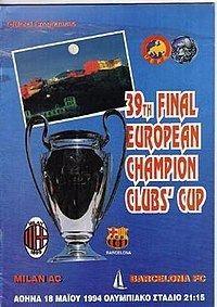 1994 UEFA Champions League Final httpsuploadwikimediaorgwikipediaenthumbb