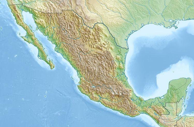1995 Chiapas earthquake