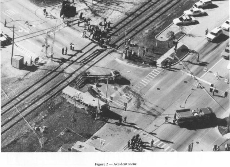 1995 Fox River Grove bus–train collision 1995 Fox River Grove bustrain collision Wikipedia