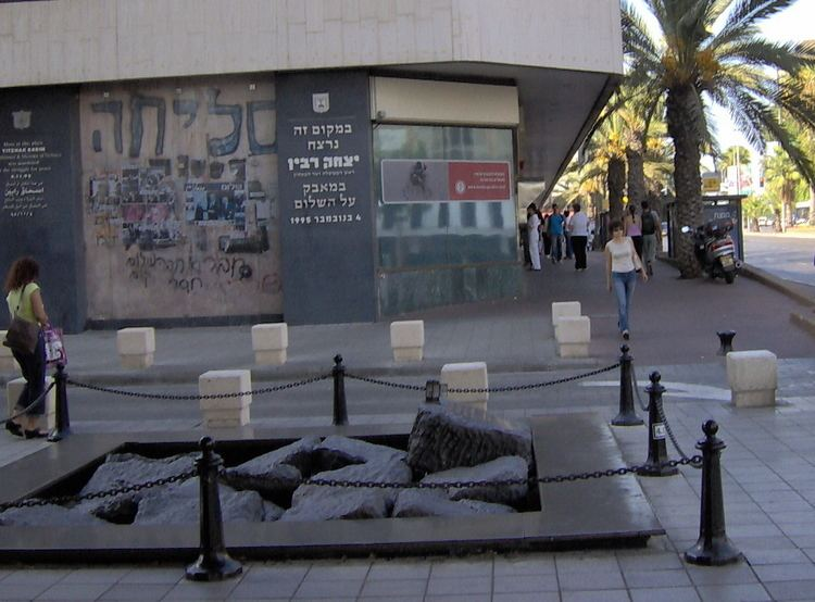 1995 in Israel
