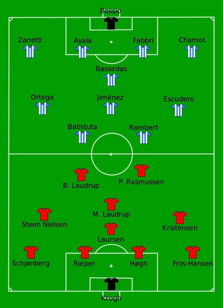 1995 King Fahd Cup Final