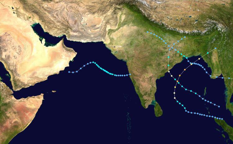 1995 North Indian Ocean cyclone season