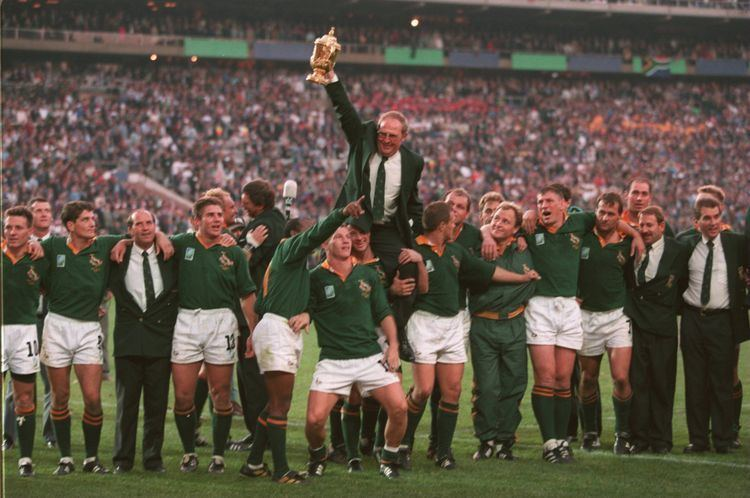 1995 Rugby World Cup SA39s 1995 Rugby World Cup Victory Benefited White South Africans By