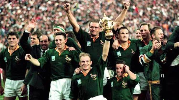1995 Rugby World Cup South Africa 1995 Rugby World Cup Unifying a divided nation Live
