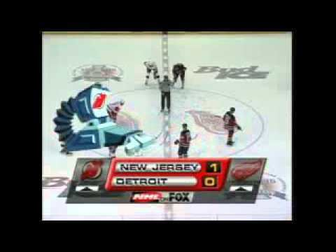 1995 Stanley Cup Finals NHL on FOX Game 1 1995 Stanley Cup Final NJD DET YouTube