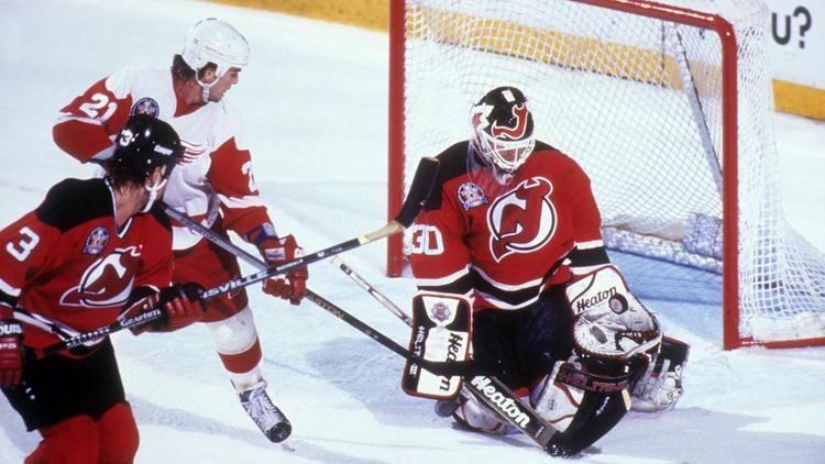 1995 Stanley Cup Finals Brodeur Devils rebound to win 1995 Stanley Cup