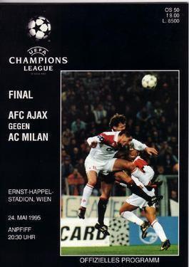 1995 UEFA Champions League Final httpsuploadwikimediaorgwikipediaen770199