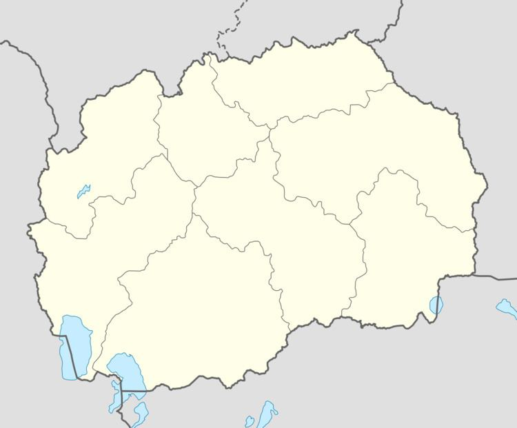 1995–96 Macedonian Second Football League