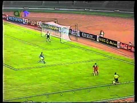 1996 AFC Asian Cup Some goals from the 1996 Asian cup YouTube